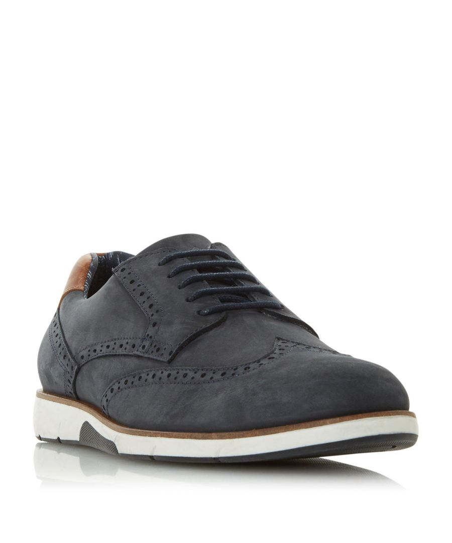 Image for Dune Mens BRAWL Lace Up Brogue Shoe