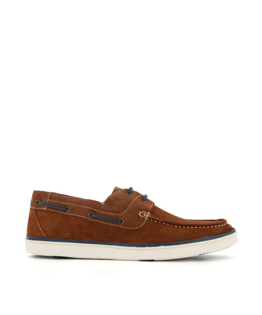 Image for Chelsea Cobbler Mens BRESALT Boat Shoes