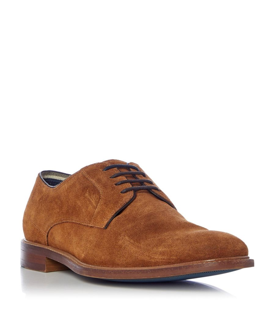 Image for Dune Mens BRETONS Lace Up Gibson Shoe