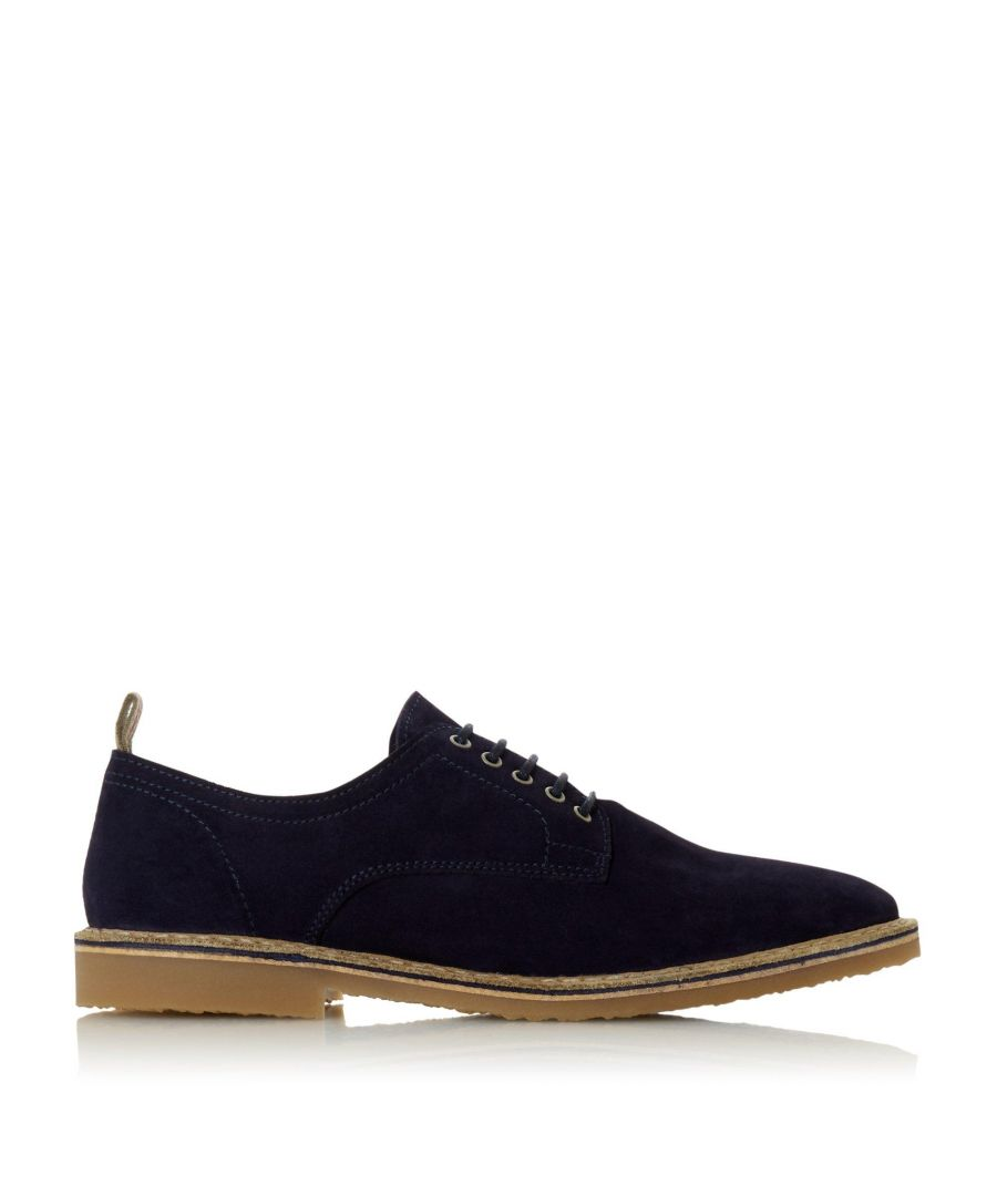 Image for Bertie Mens BRIMSTOWN Lace Up Desert Shoes