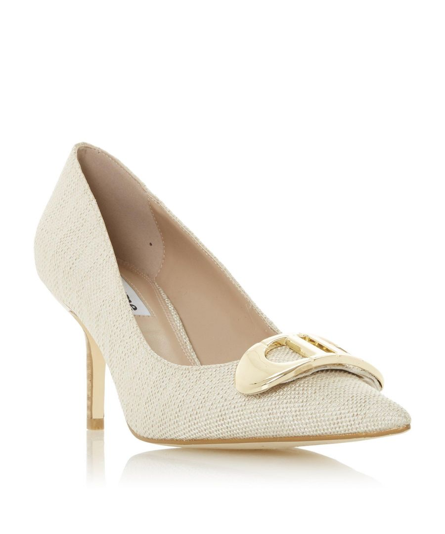 Image for Dune Ladies BRIONI 2 Pointed Toe High Stiletto Heel Court Shoe