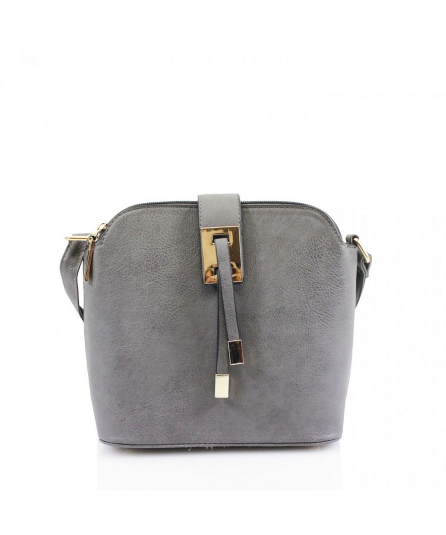 Image for Woodland Leather Light Grey 9.0