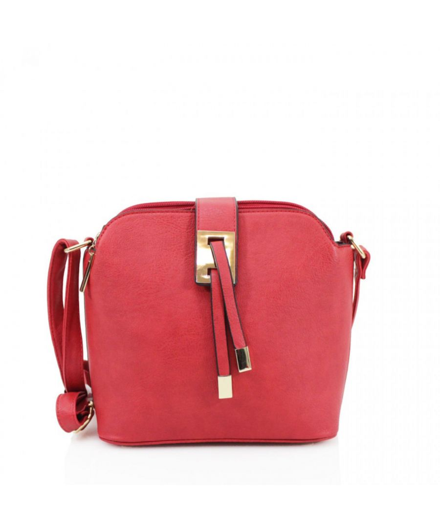 Image for Woodland Leather Red 9.0