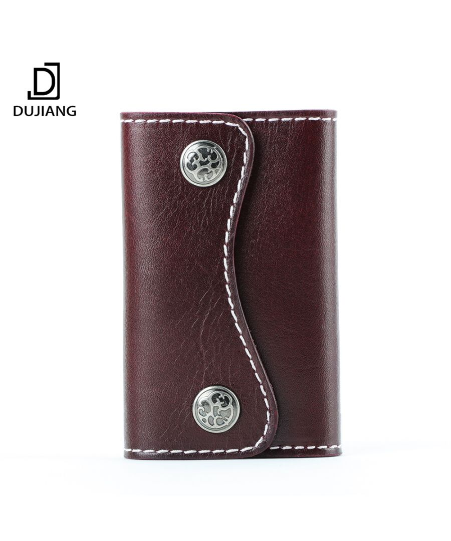 Image for Unisex Leather Key Wallet