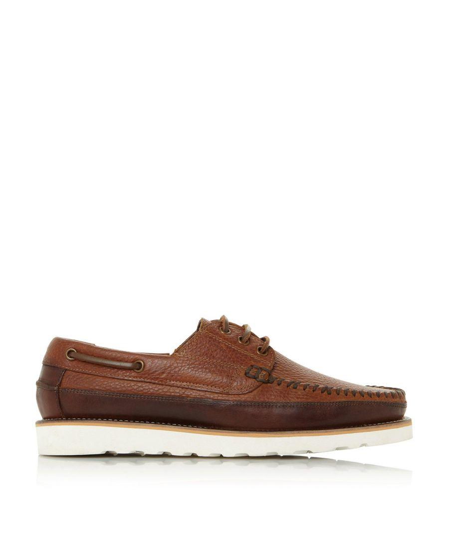 Image for Bertie Mens BROADWALK Casual Boat Shoes