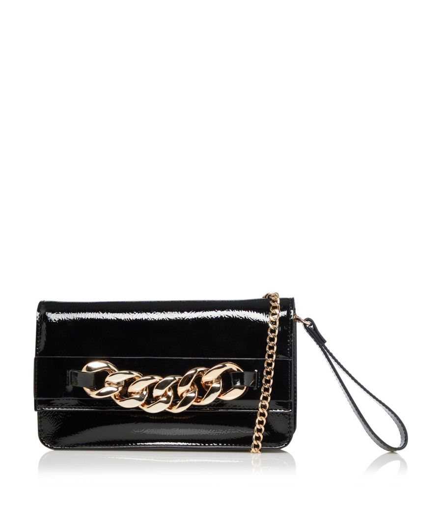 Image for Dune BROADWAYY Chunky Chain Shoulder Bag