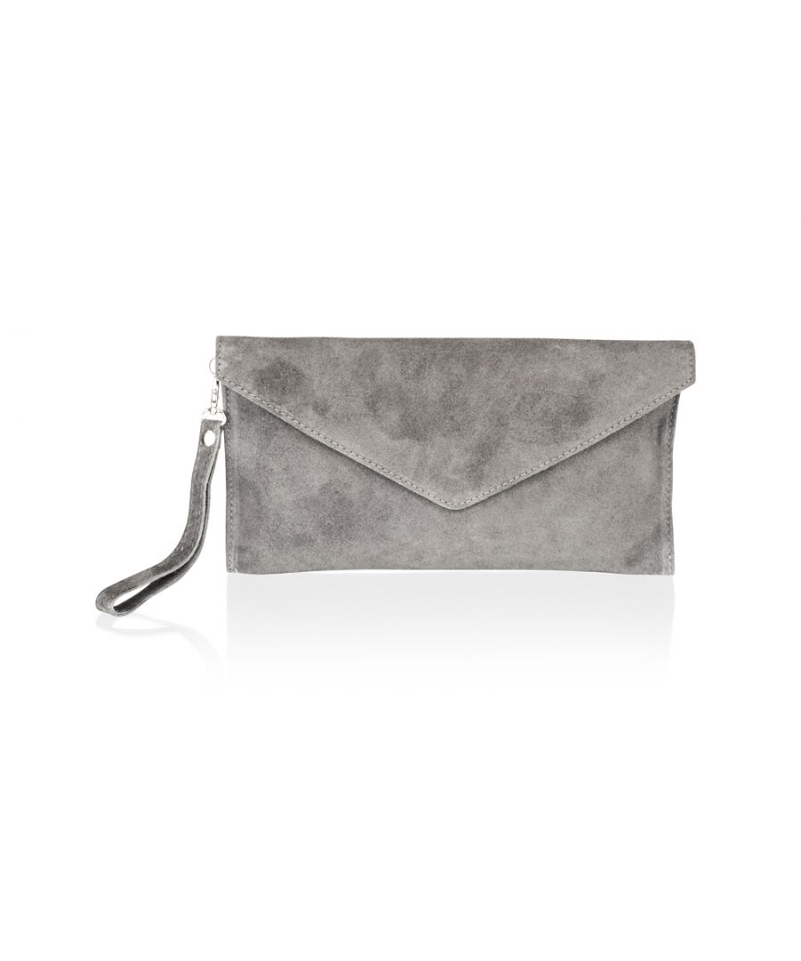 Image for Woodland Leather Dark Grey Suede 12