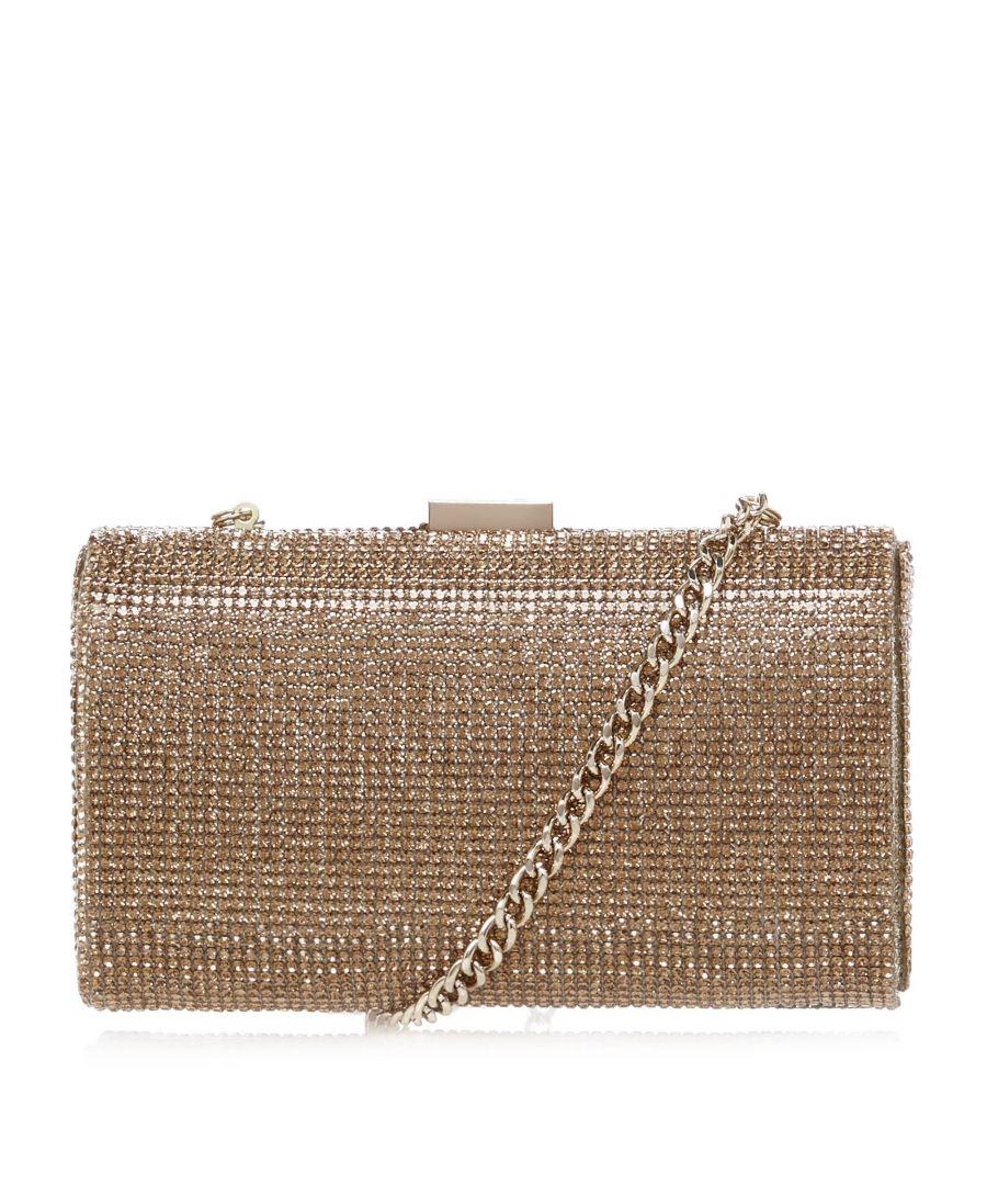 Image for Dune BRYANNIE Crystal Embellished Clutch Bag