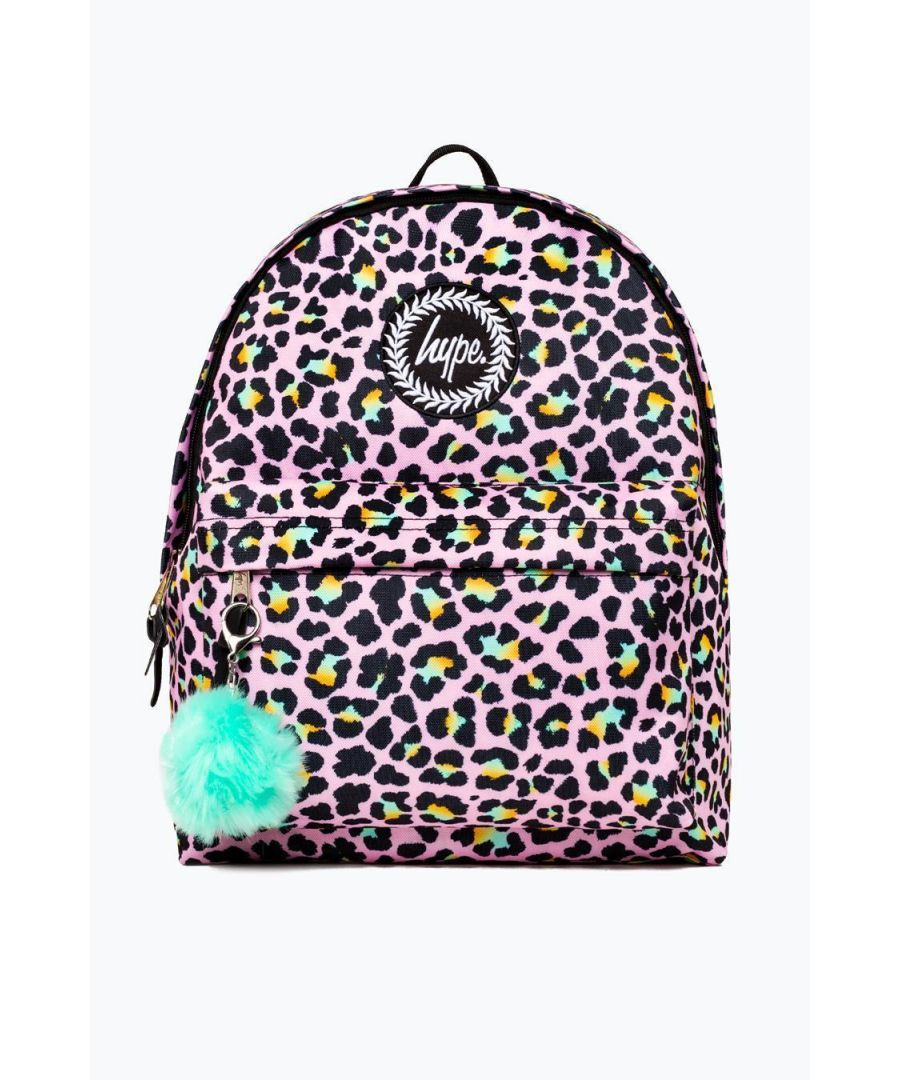 Image for Hype Disco Leopard Backpack