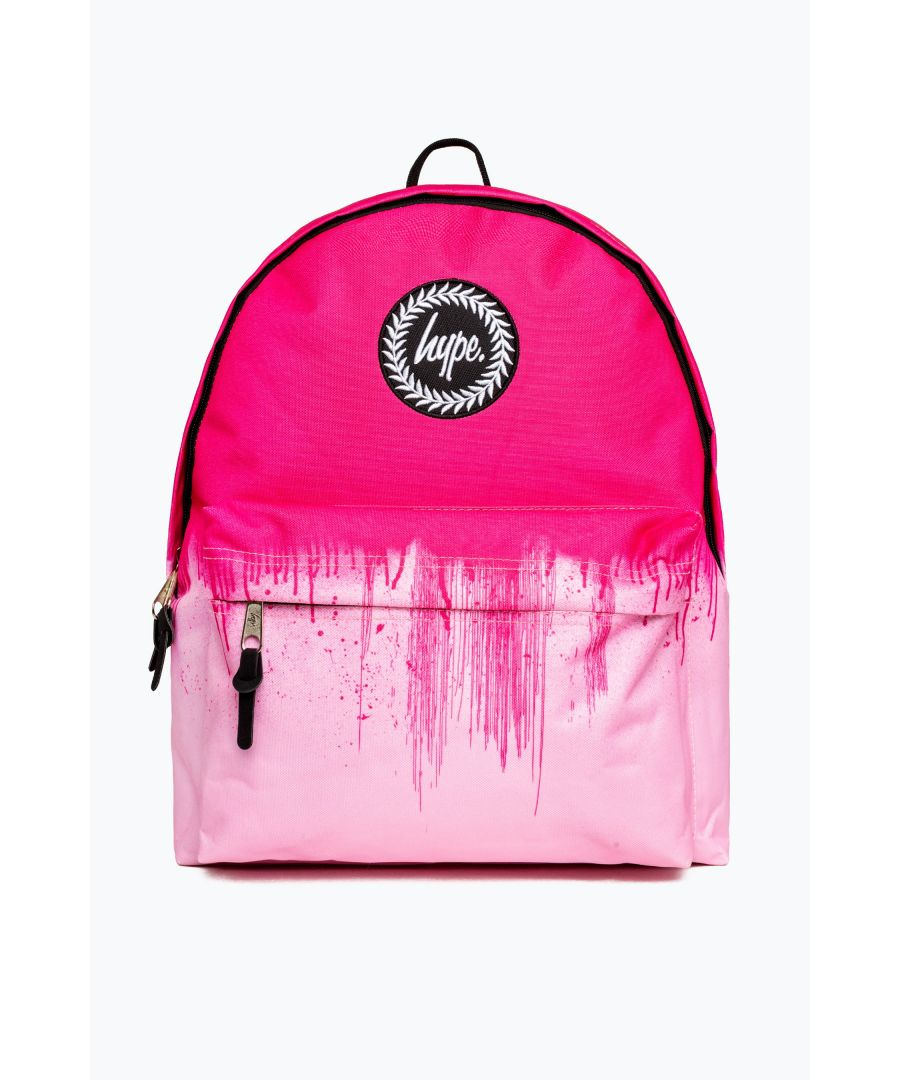 Image for Hype Pink Drips Backpack