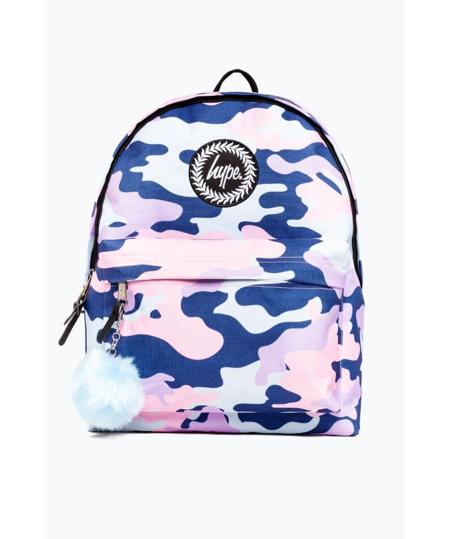 Image for Hype Evie Camo Backpack