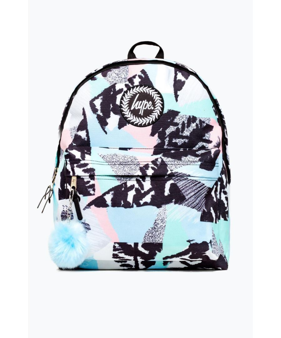 Image for Hype Pastel Abstract Backpack