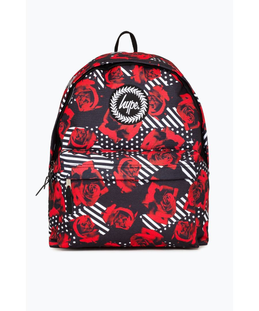Image for Hype Geo Roses Backpack