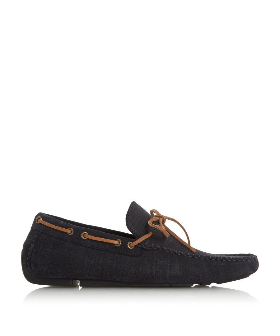 Image for Dune Mens BUDGIE Lace Up Loafer