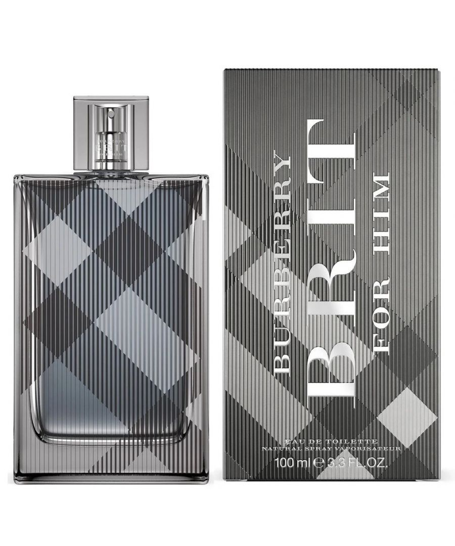 Image for Burberry Brit M Eau De Toilette 100Ml Spray