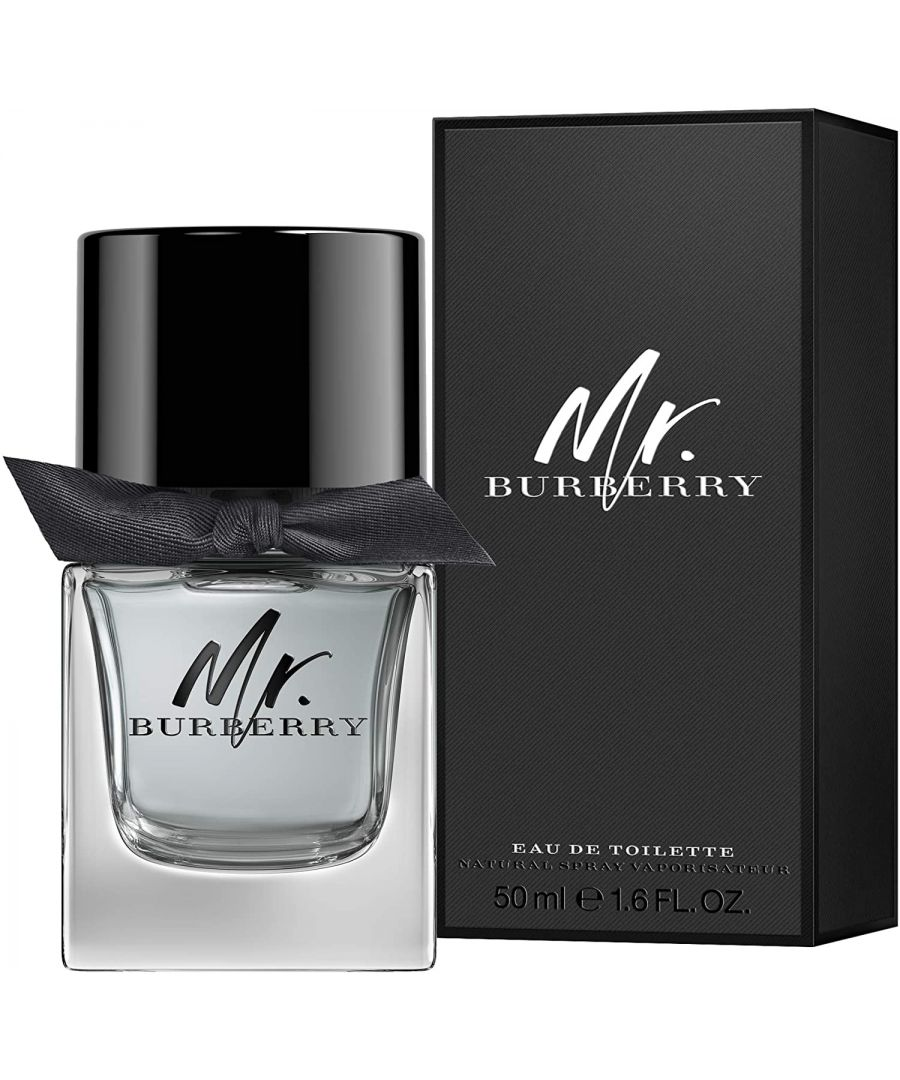 Image for Burberry Mr Burberry Eau De Toilette 50Ml Spray
