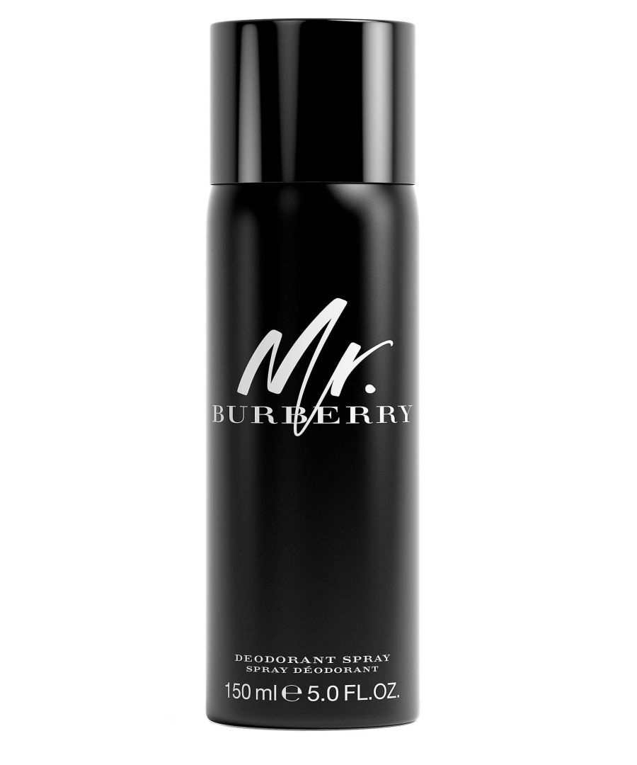 Image for Burberry Mr Burberry Deodorant Spray 150Ml