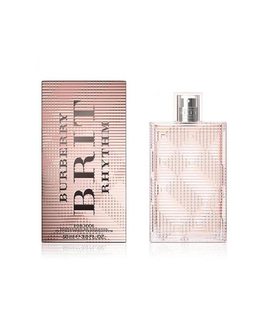 Image for Burberry Brit Rhythm Floral Edt 90 Ml