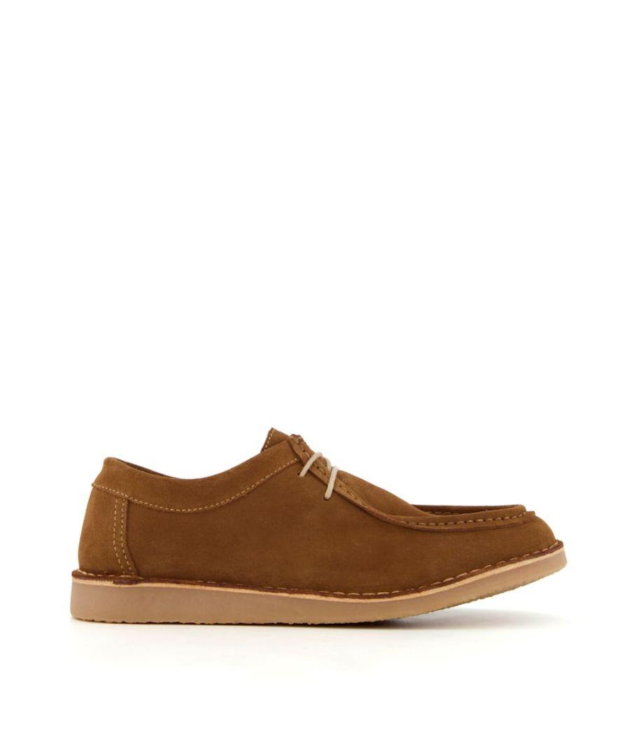Image for Bertie Mens BYGONE Desert Shoes