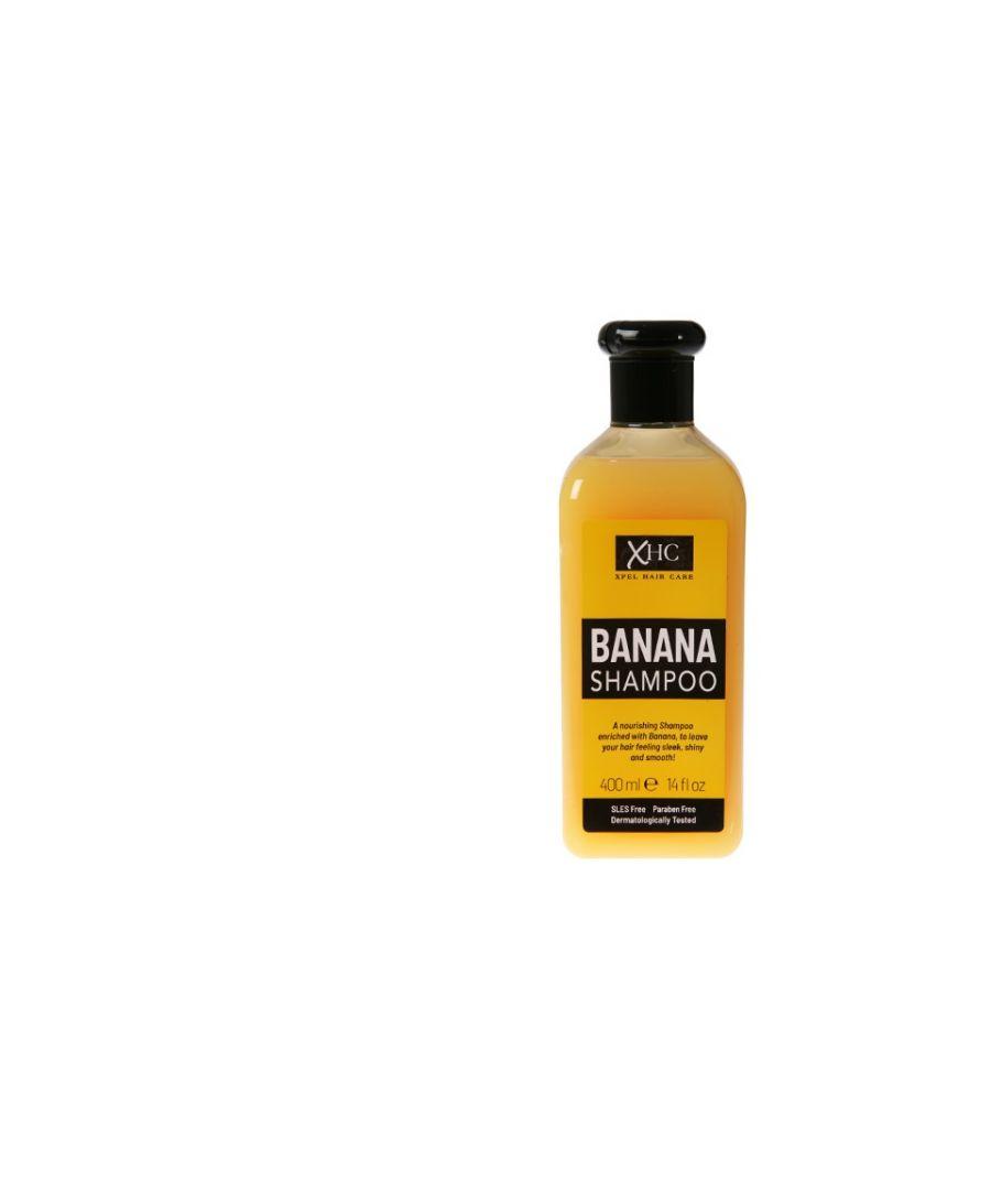 Image for Xpel Banana Shampoo 400ml
