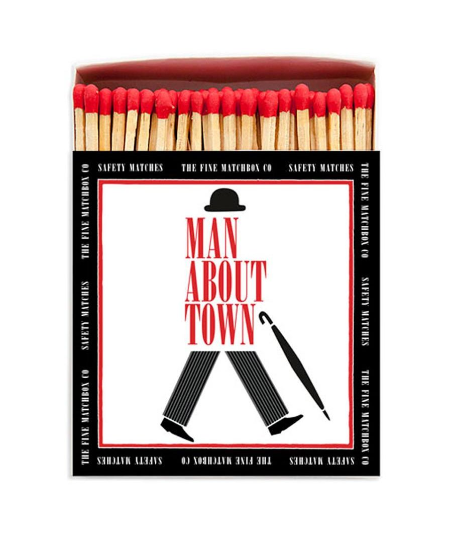 Image for Man About Town Matches