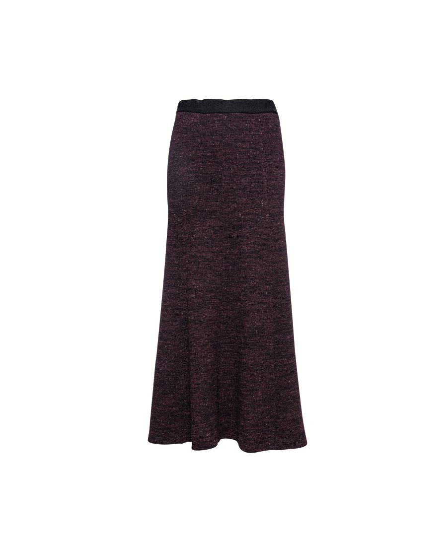 Image for A-line Flattering Maxi Skirt by Conquista