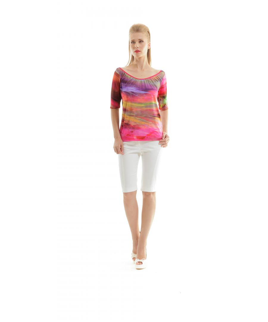Image for Scoop Neck Top