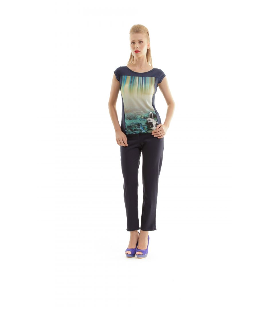 Image for Nature Print Top
