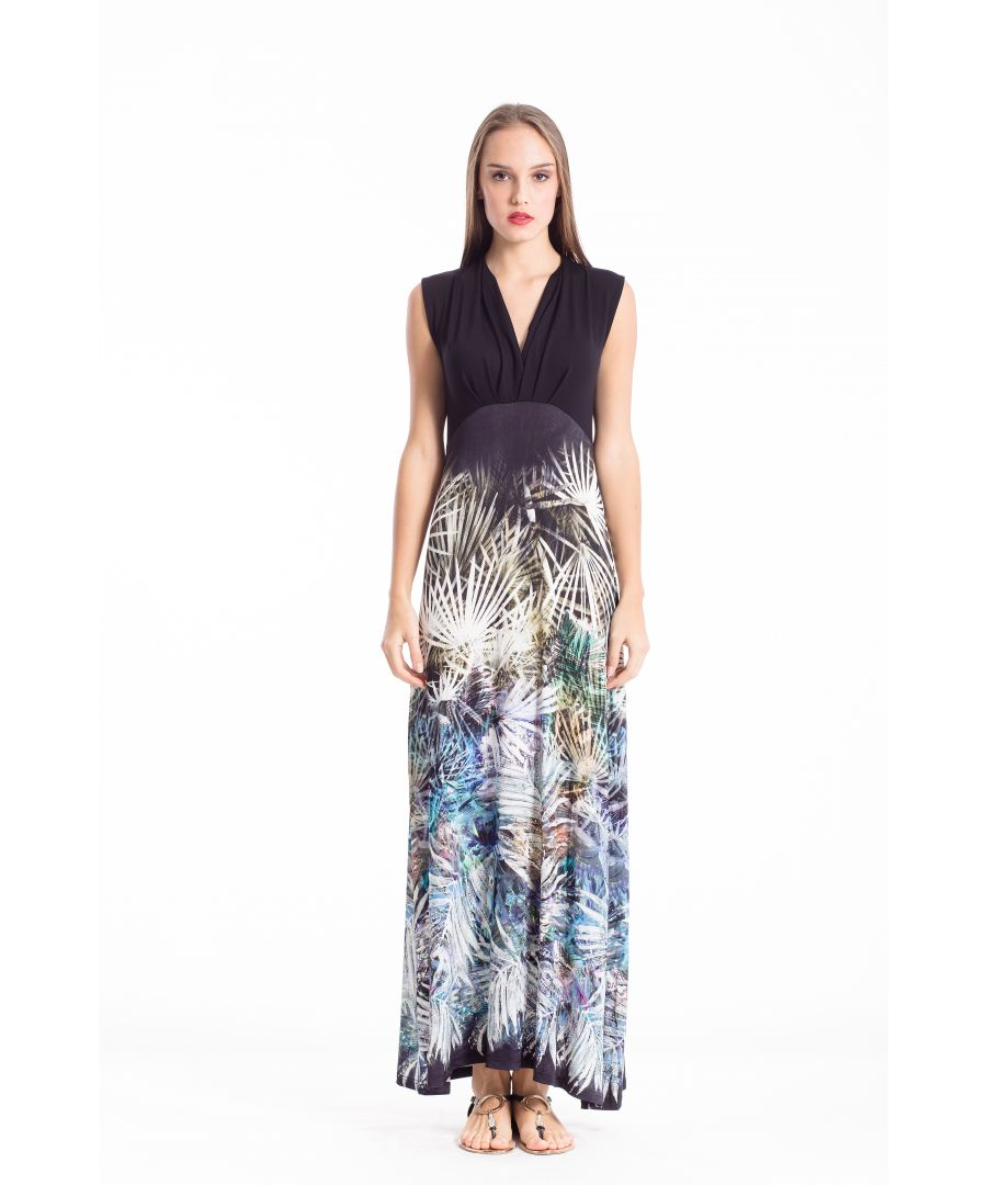 Image for Empire Waist Maxi Dress