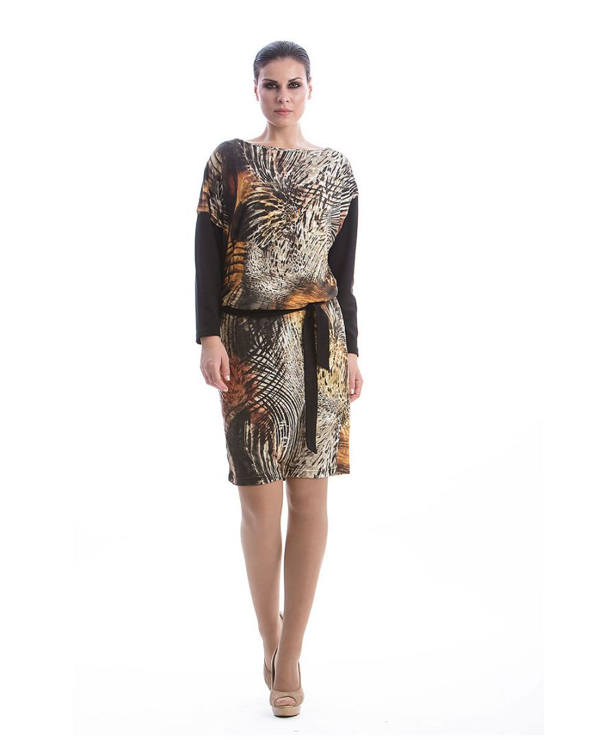 Image for Animal Print Dress