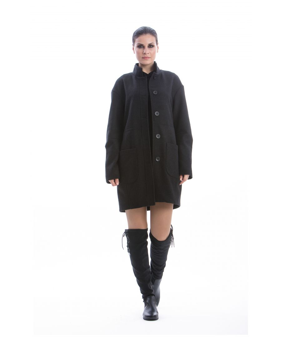 Image for Oversized Coat
