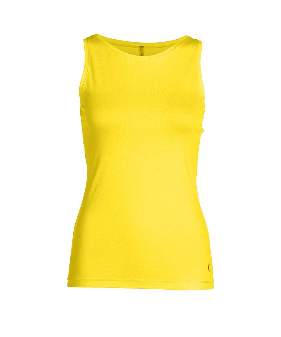 Image for Fitted Sleeveless Top