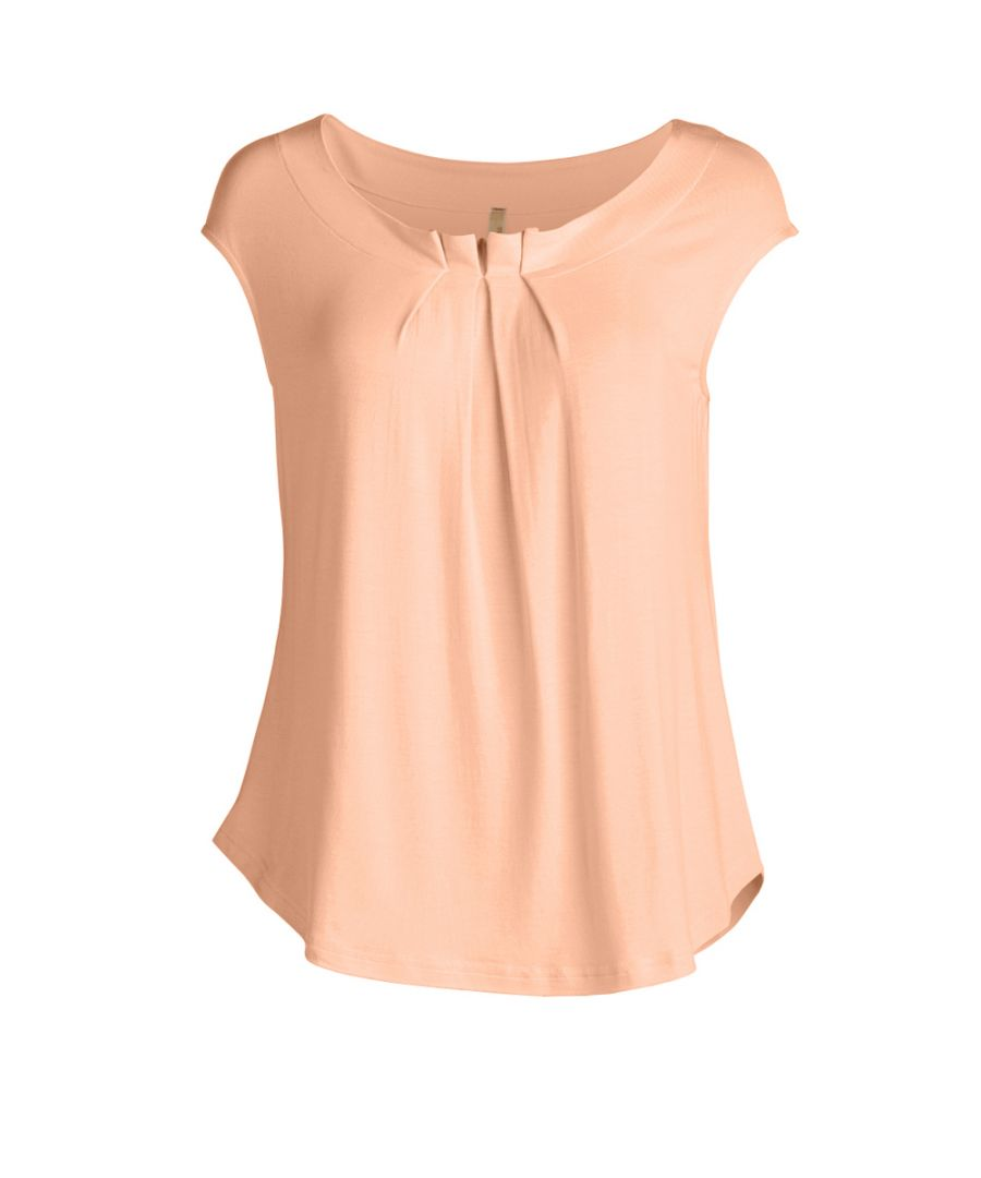 Image for Pleat Detail Top