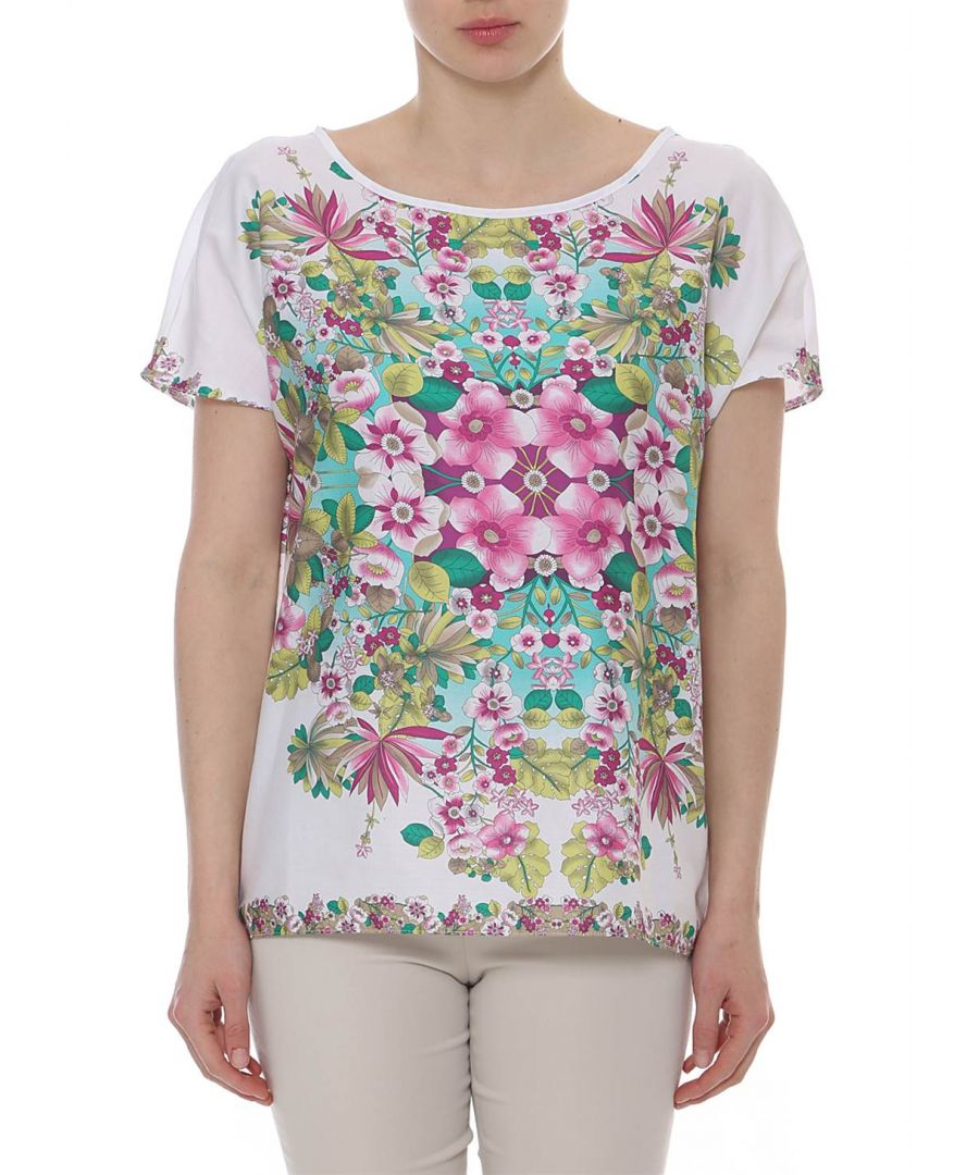 Image for Floral Sleeveless Top