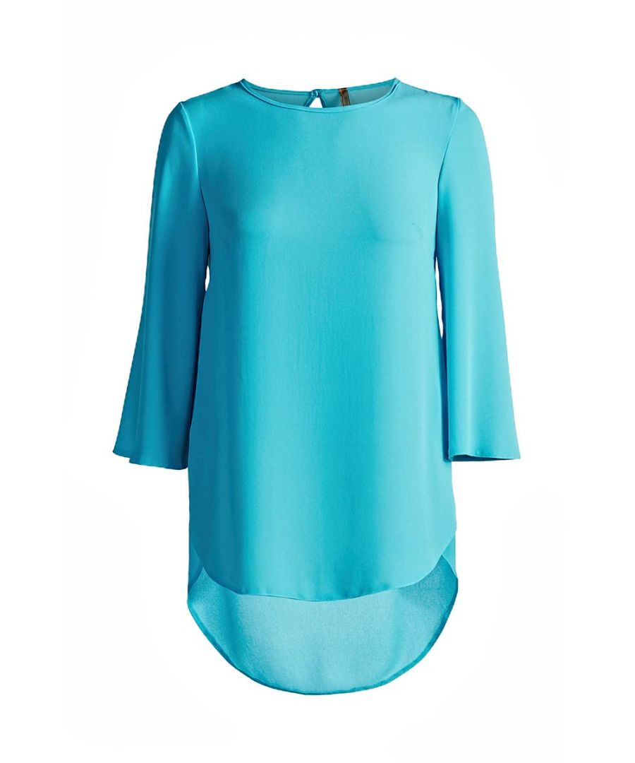 Image for Tunic with Bell Sleeves