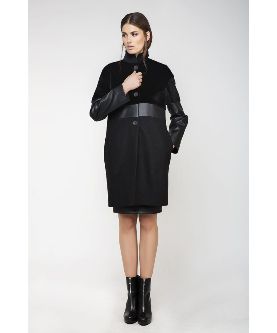 Image for Three Fabric Coat