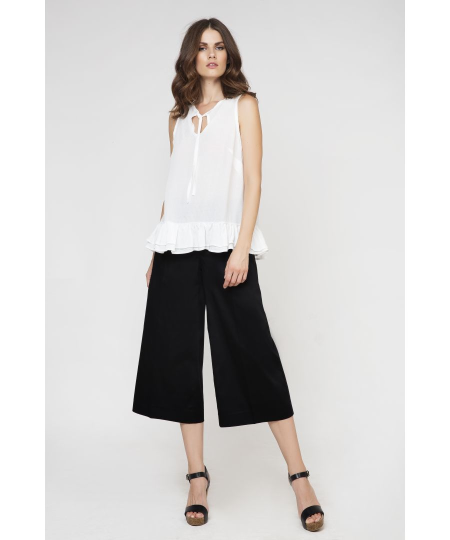 Image for Black Culottes