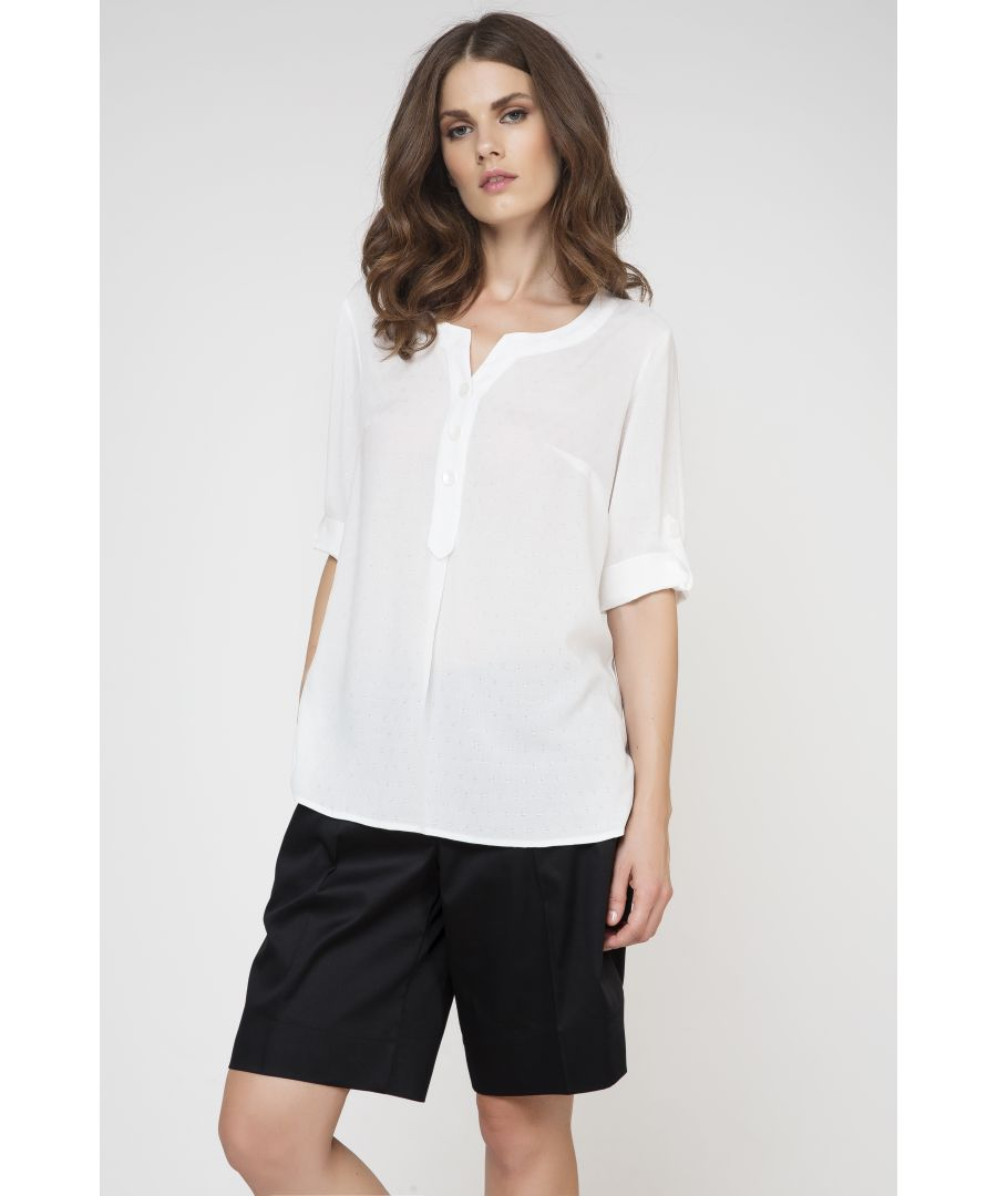 Image for Poplin Blouse