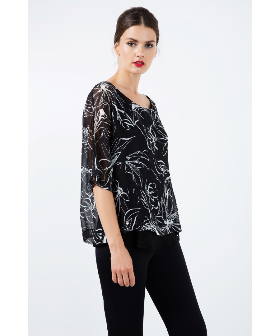 Image for Short Sleeve Layer Top