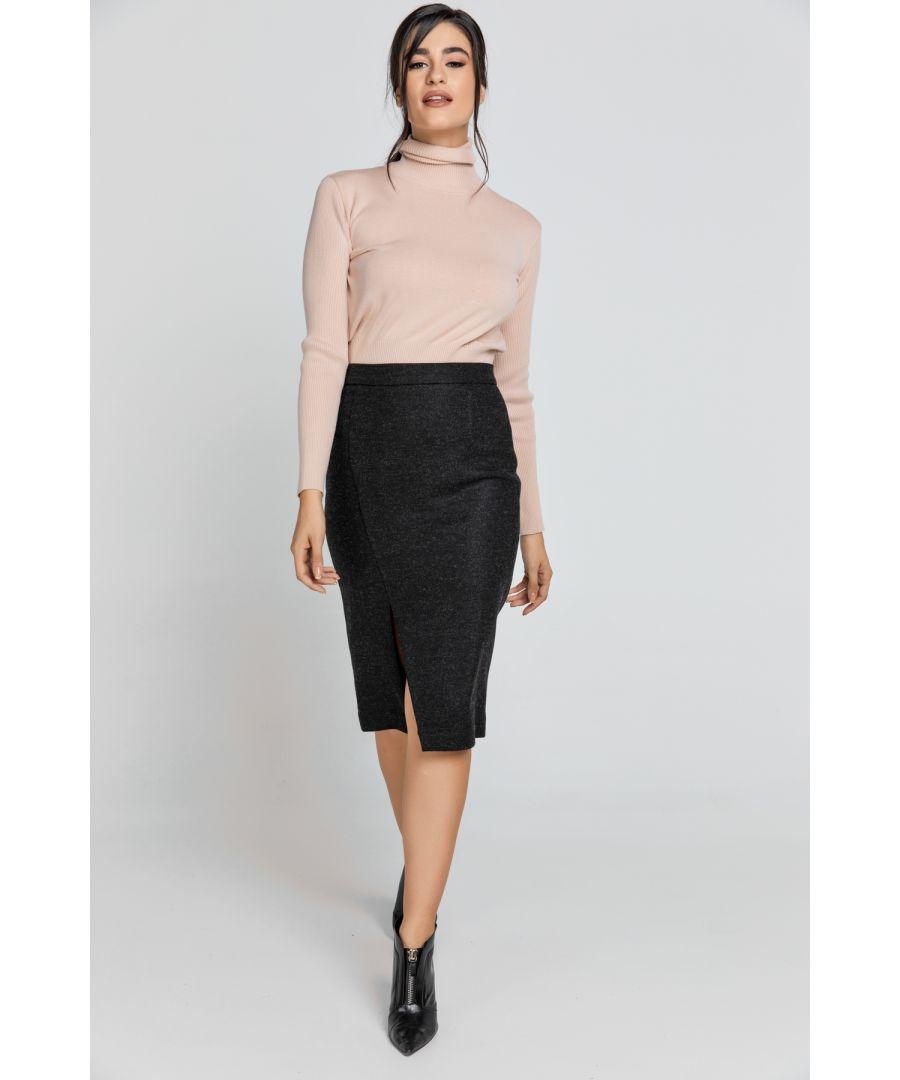 Image for Black Pencil Skirt