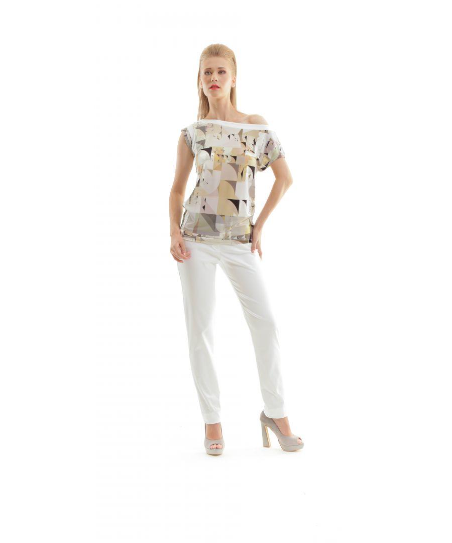 Image for Cotton Blend Pants