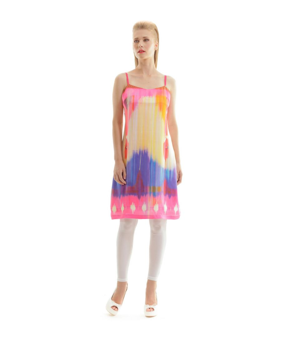 Image for Vivid Print Dress