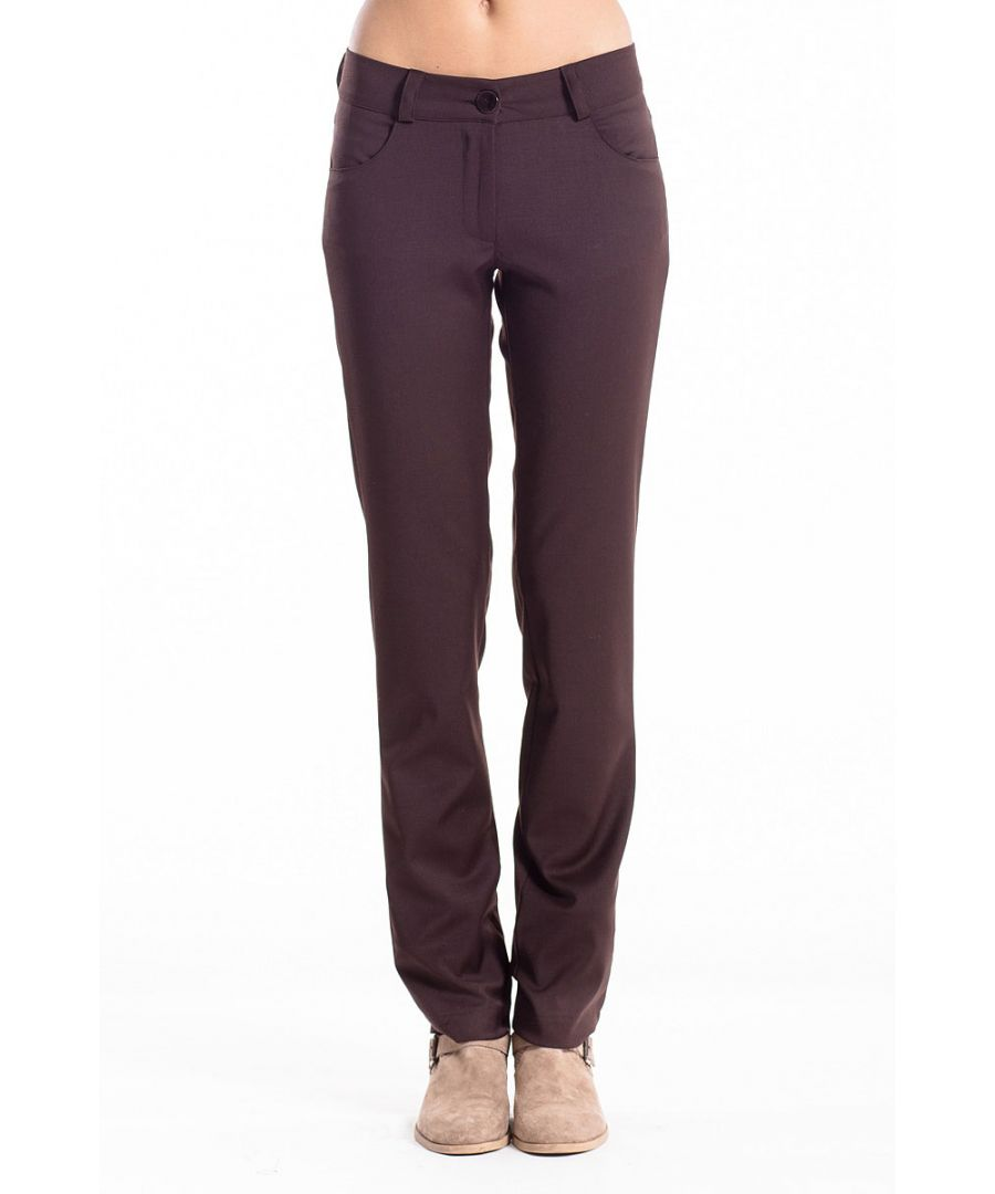 Image for Conquista Low Rise Trousers