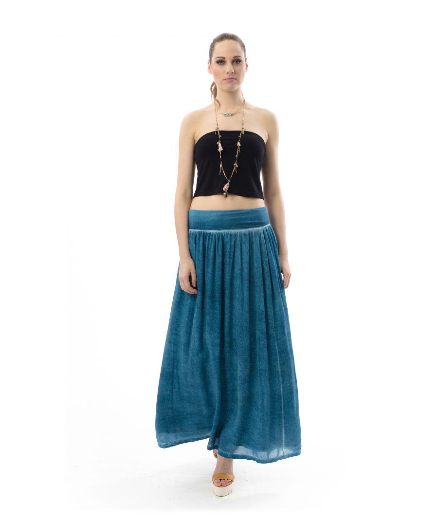 Image for Full Maxi Skirt