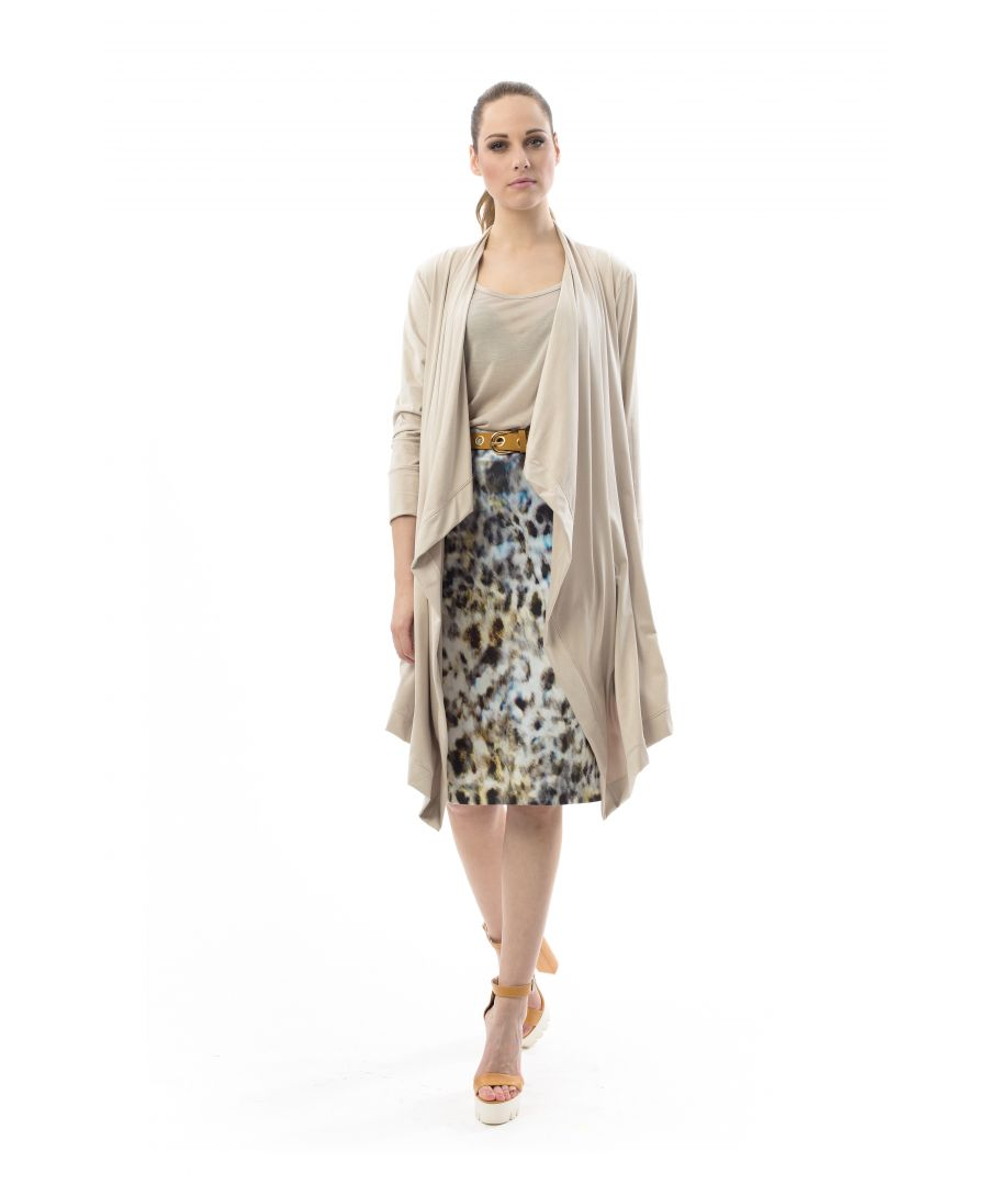 Image for Open Front Cardigan