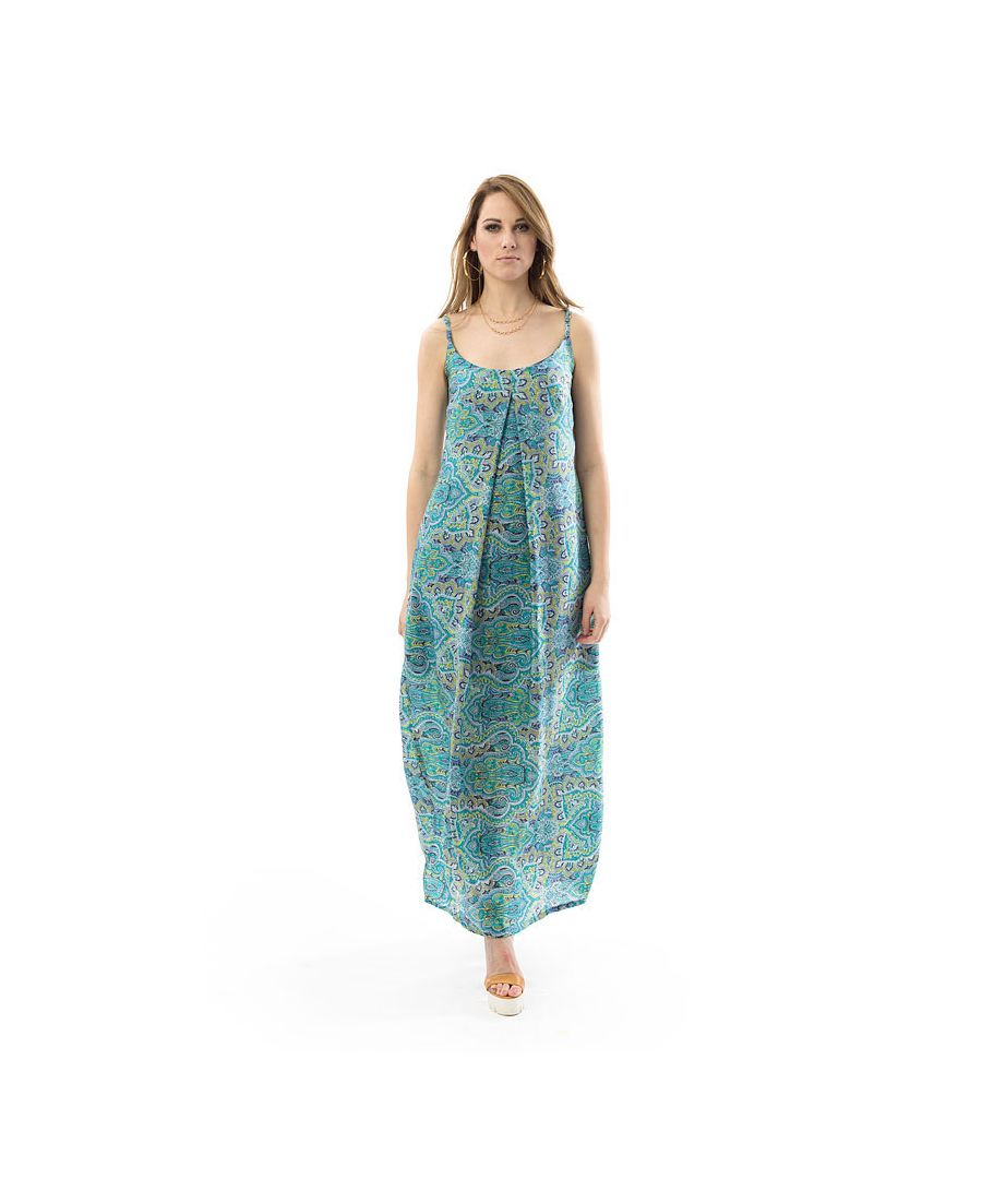 Image for Maxi Dress with Side Slits