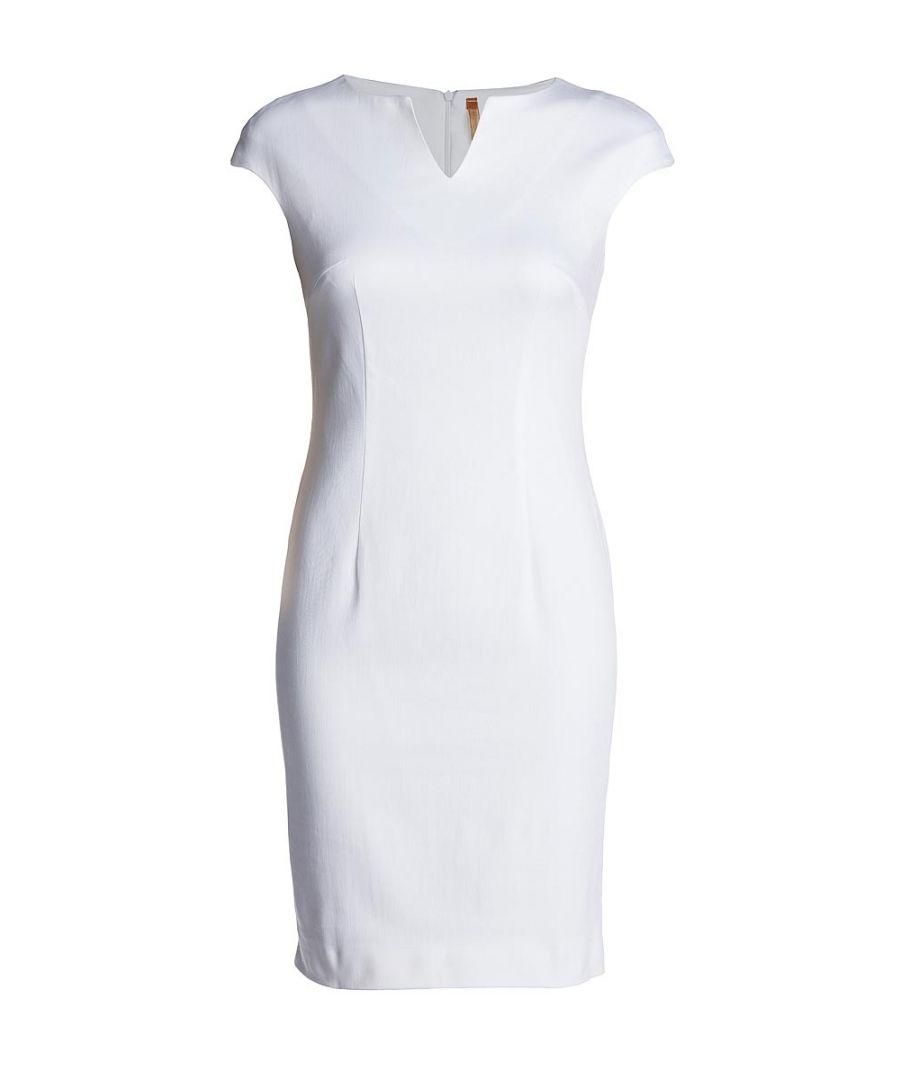Image for White Sleeveless Dress