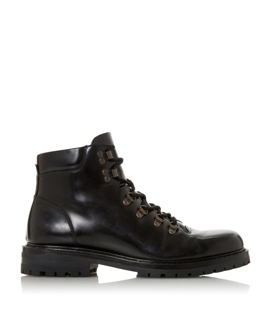 Image for Dune Mens CACHE Lace Up Hiker Boots
