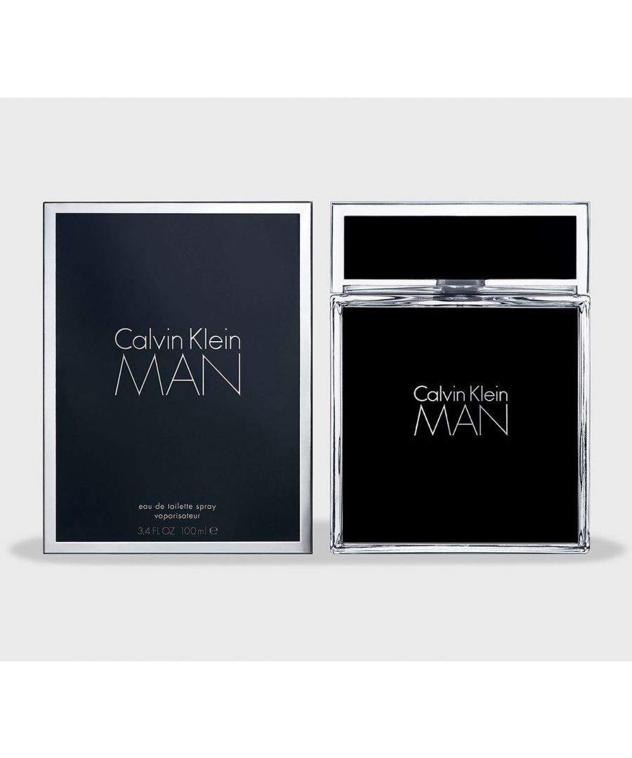 Image for Calvin Klein Man Eau De Toilette Spray 100Ml
