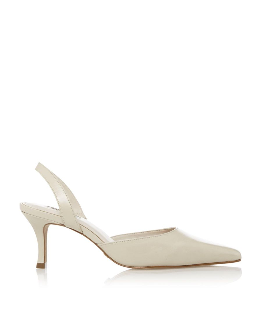 Image for Dune Ladies CALLI T Slingback Court Shoes